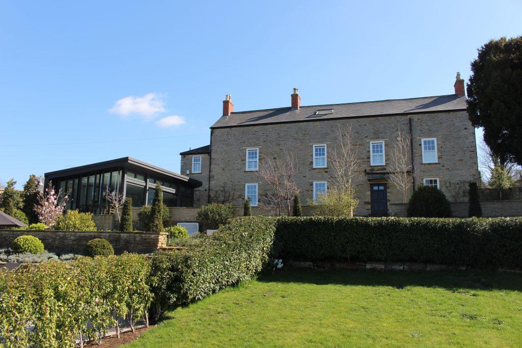 College Farm House - LB Extension