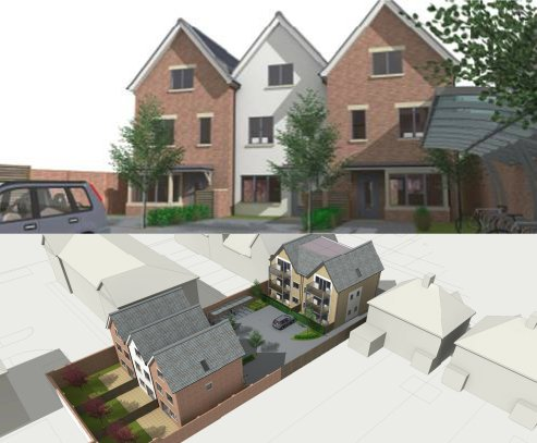 Planning Permission Granted for Oxford Residential Development